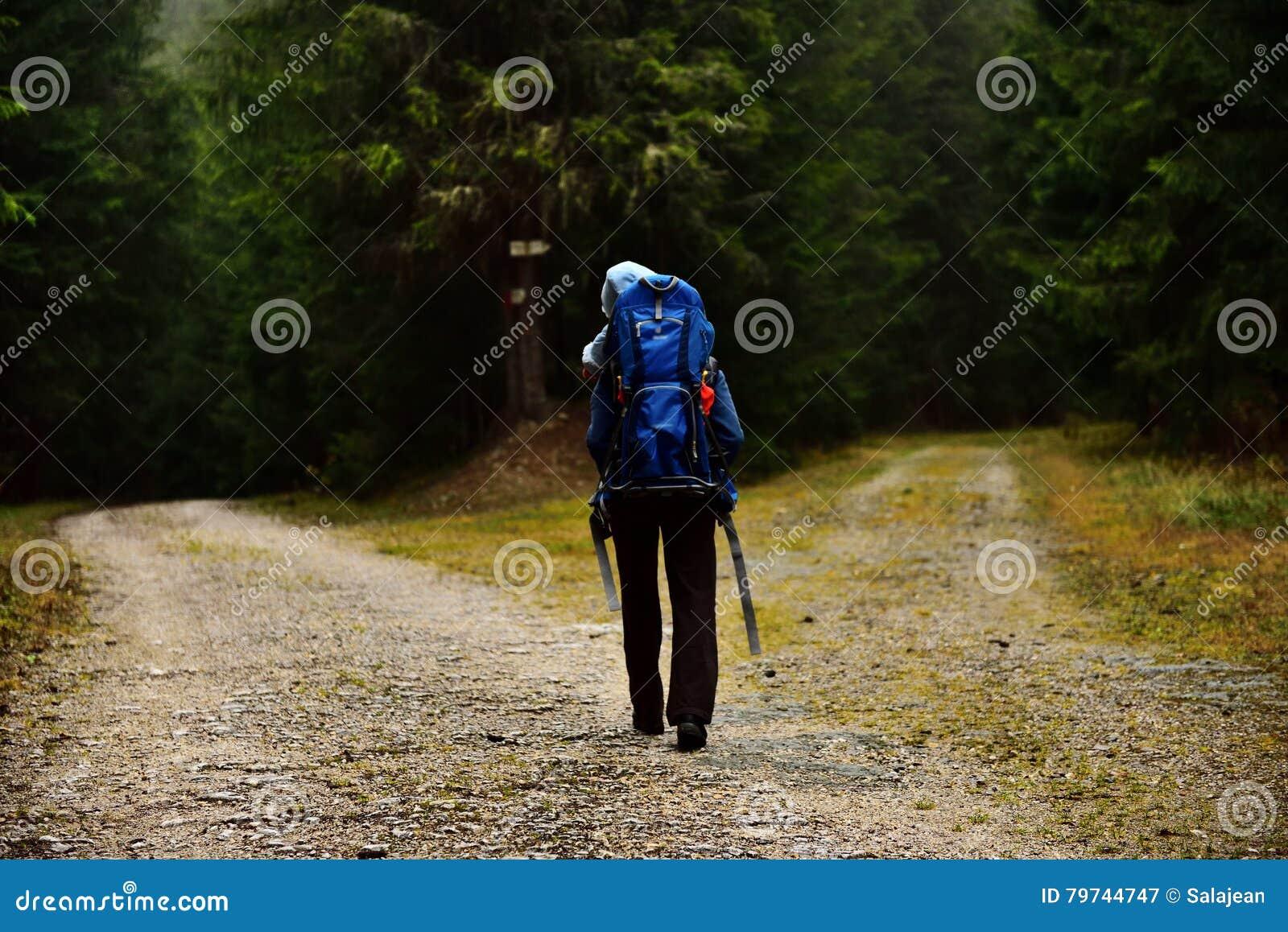 d97d7e9b7ef Young Mother Trekking