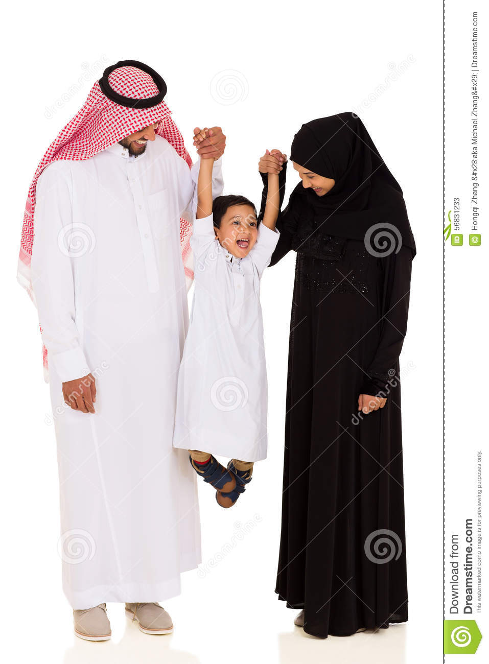 Muslim People Clipart