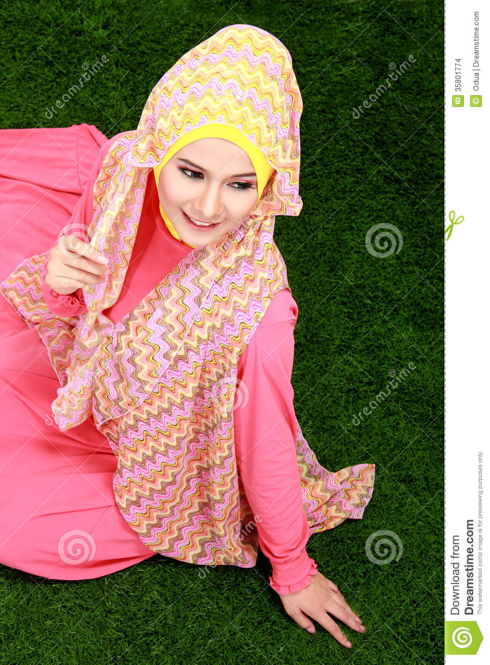 muslim Girls with hijab