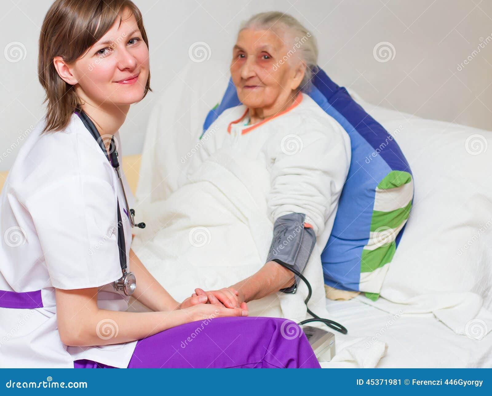 home healthcare nurse