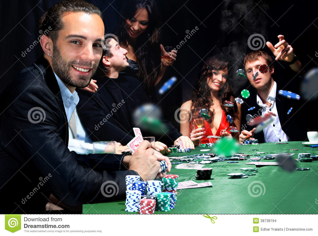 how to play blackjack at home with friends