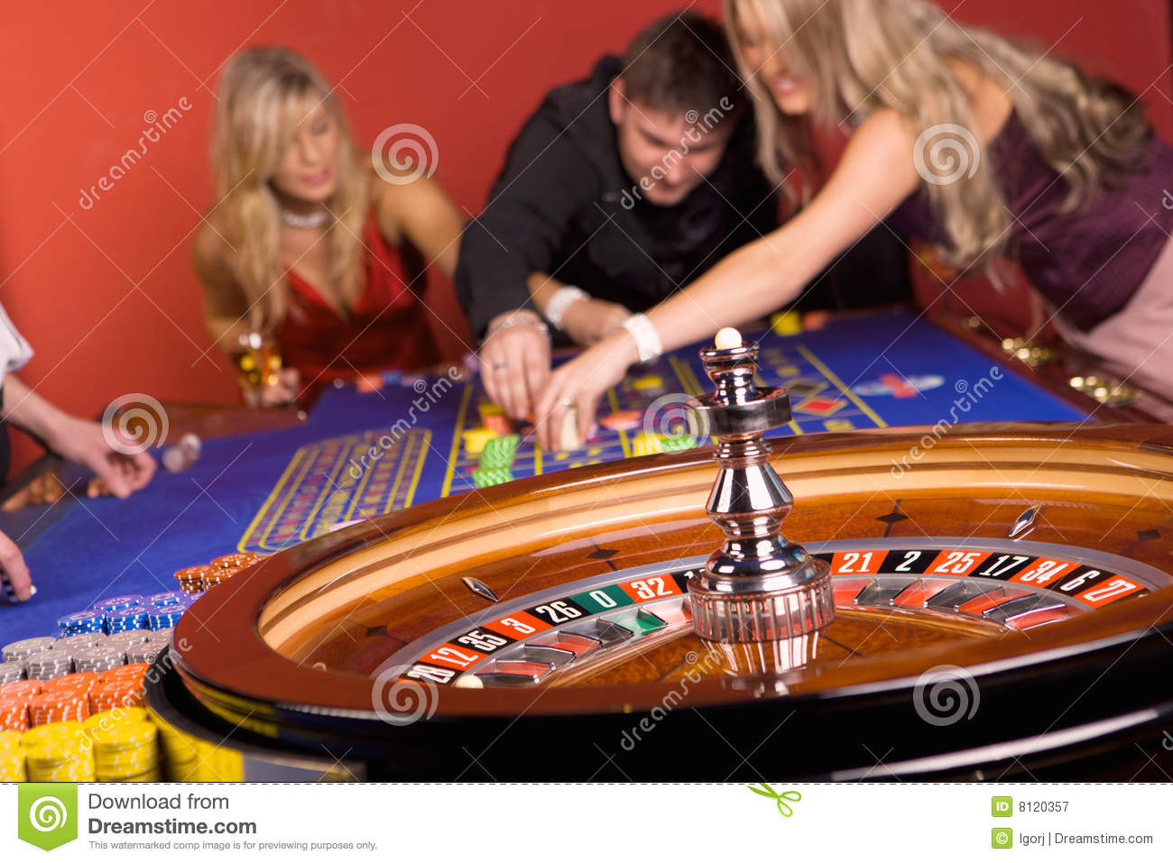 People roulette gratis