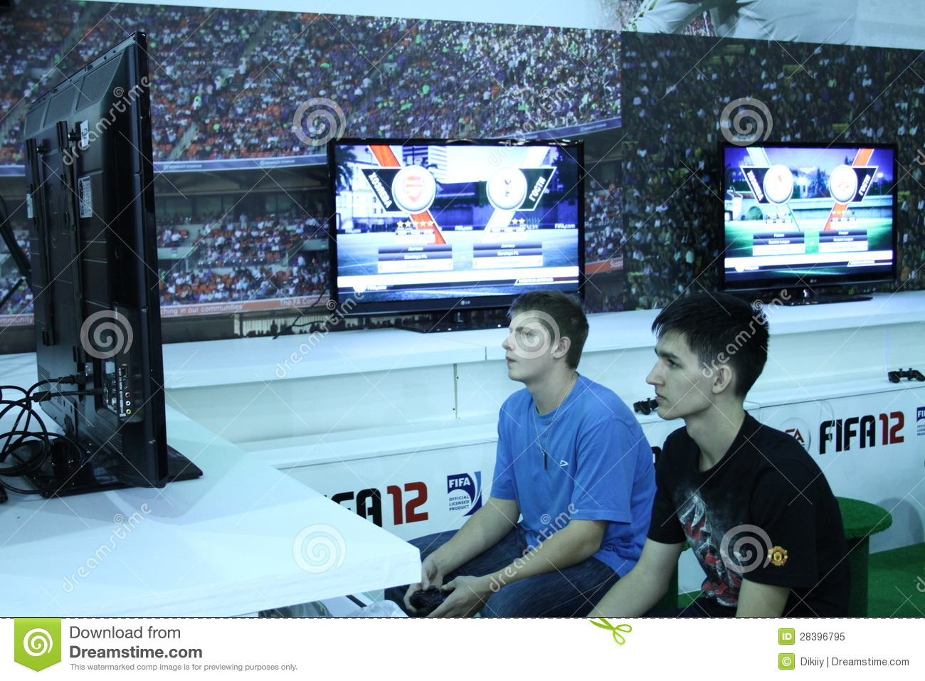 Influence of computer games on young