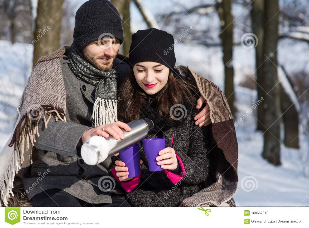 dating hot and cold man