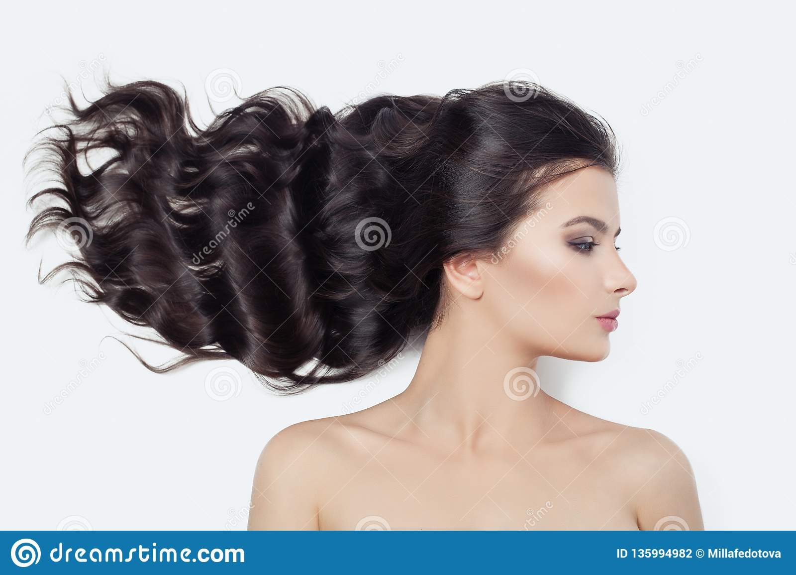 75 835 Hair Profile Photos Free Royalty Free Stock Photos From Dreamstime