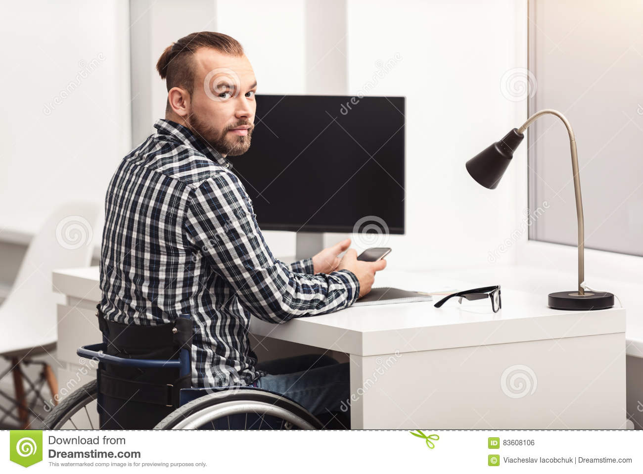 What kind of work at home is for the disabled