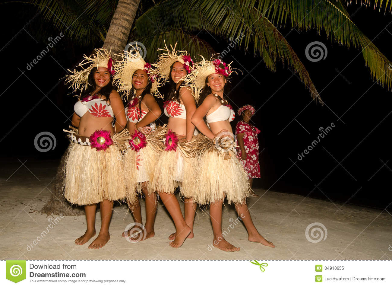 island of exotic native women