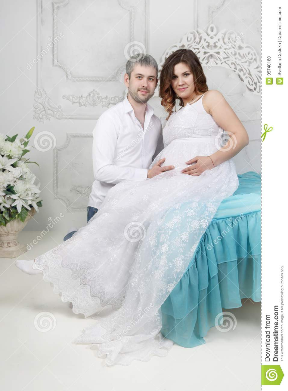 Really. happens. young pregnant bride