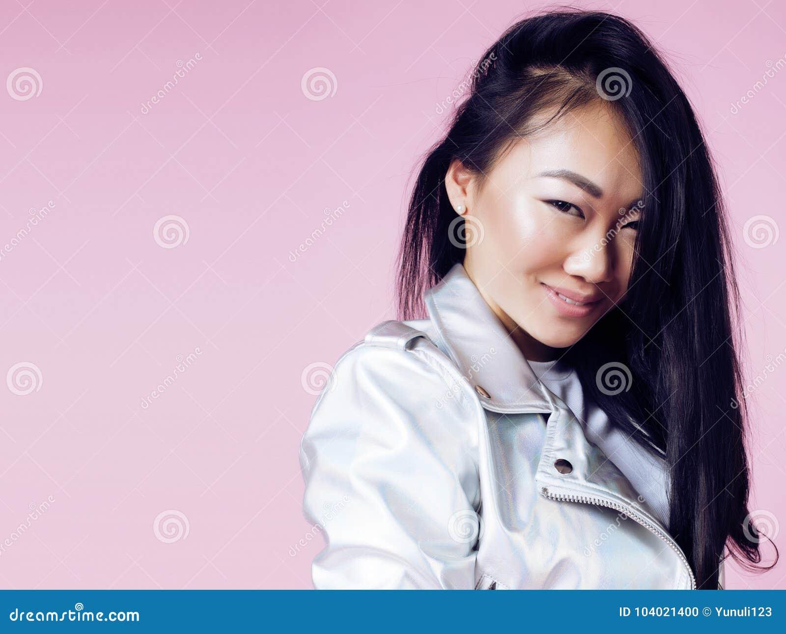 Young teen korean girls