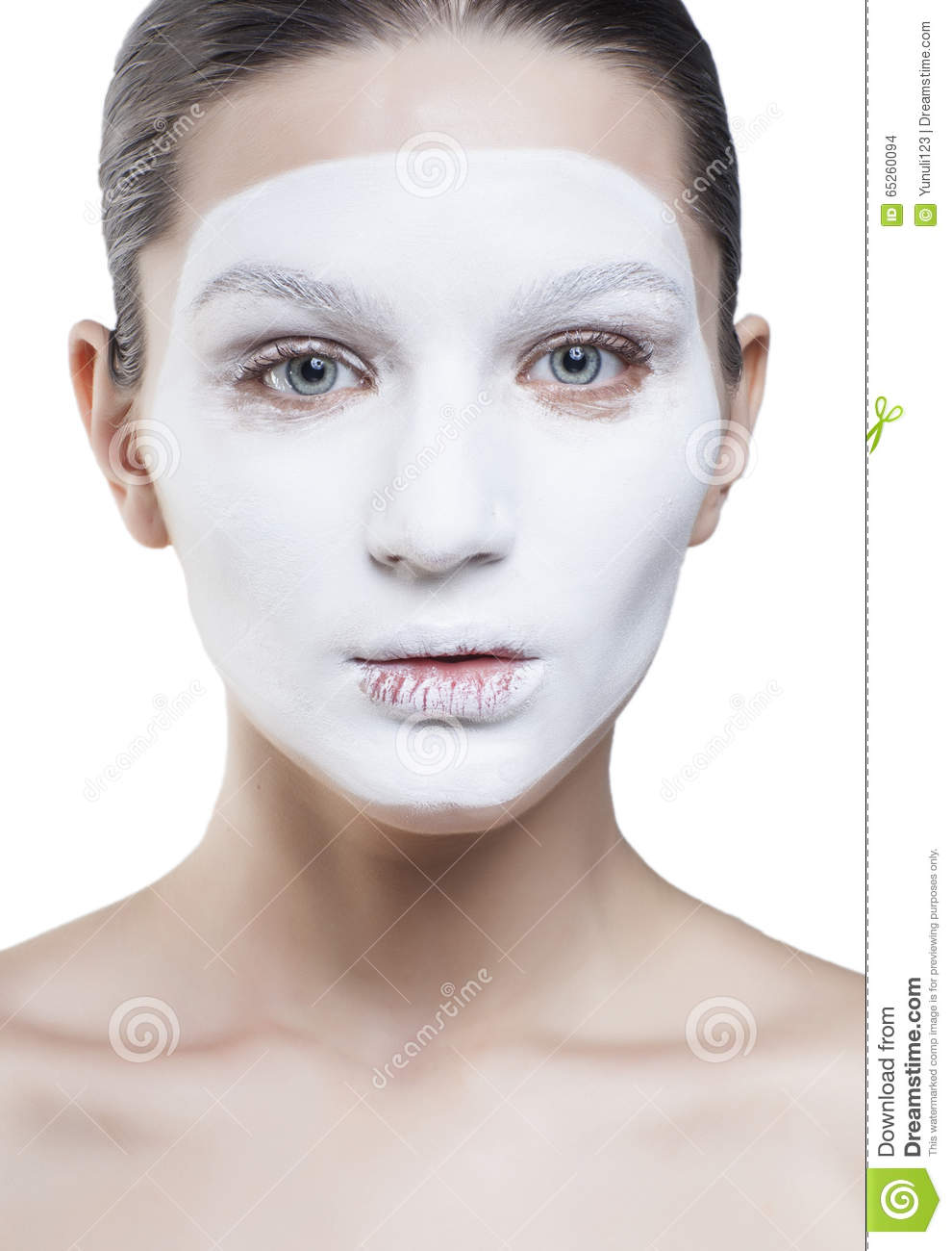 Where To Buy Mime Face Paint
