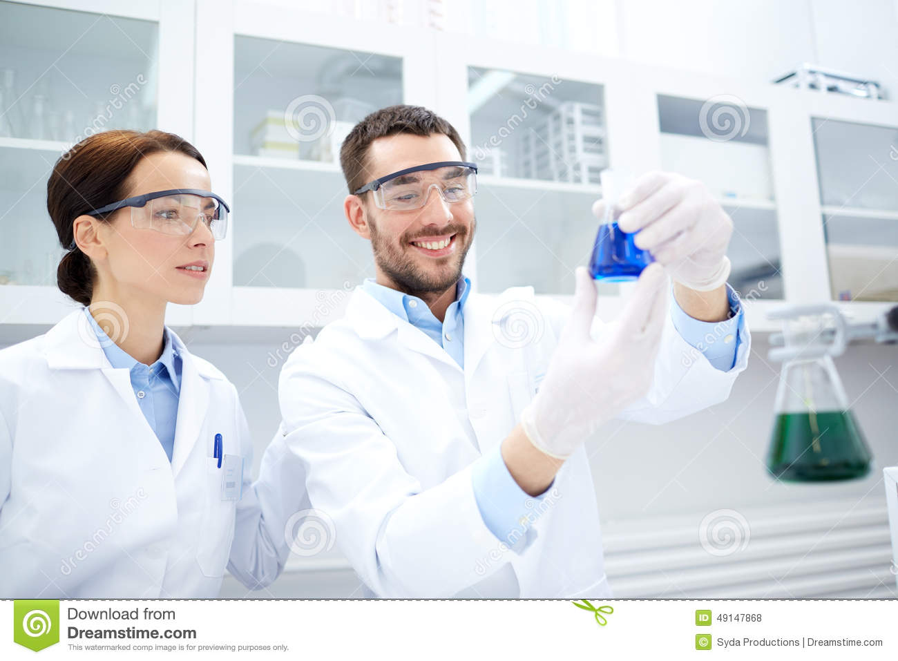lab scientists research young making science chemistry biology test technology person laboratory flask holding ontario chemists concept chemical ethics preview