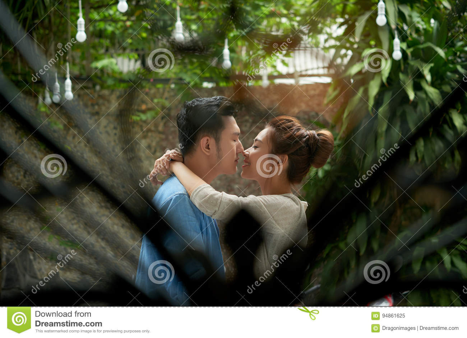 Young Secret Love