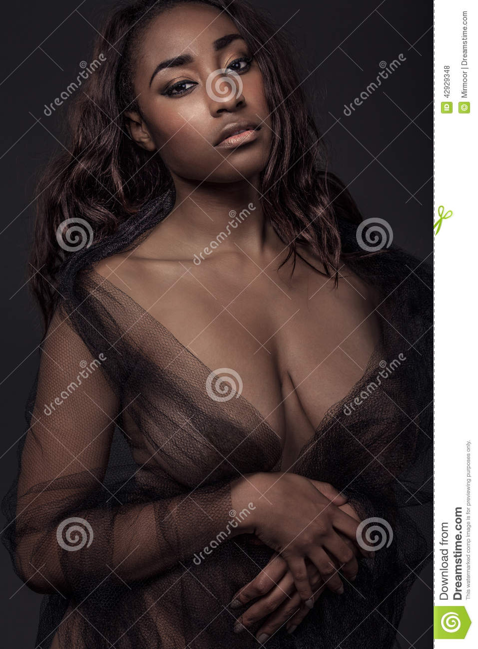 Sexiest african american woman