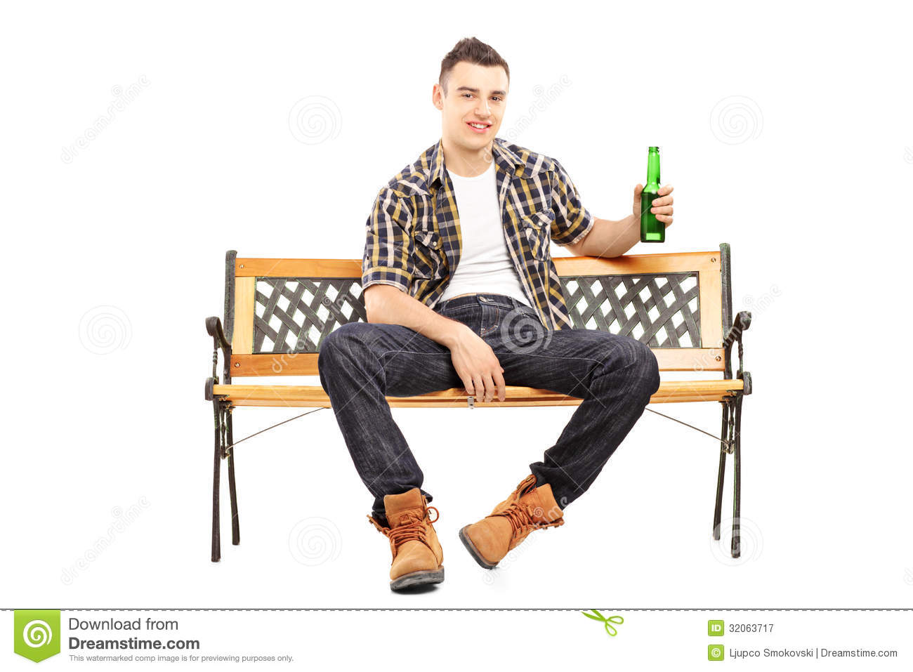 Man Sitting On A Bench 28 Images Man Sitting On A