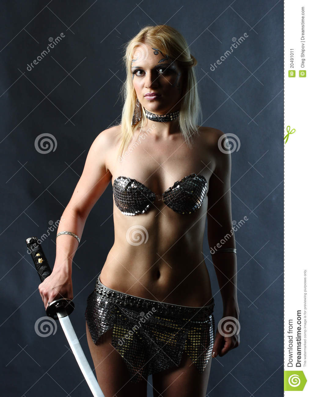 Warrior girl pics sexy cutie