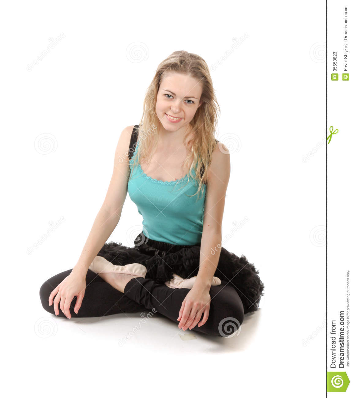 Difficult Yoga Poses And Names Young Woman In Advance...