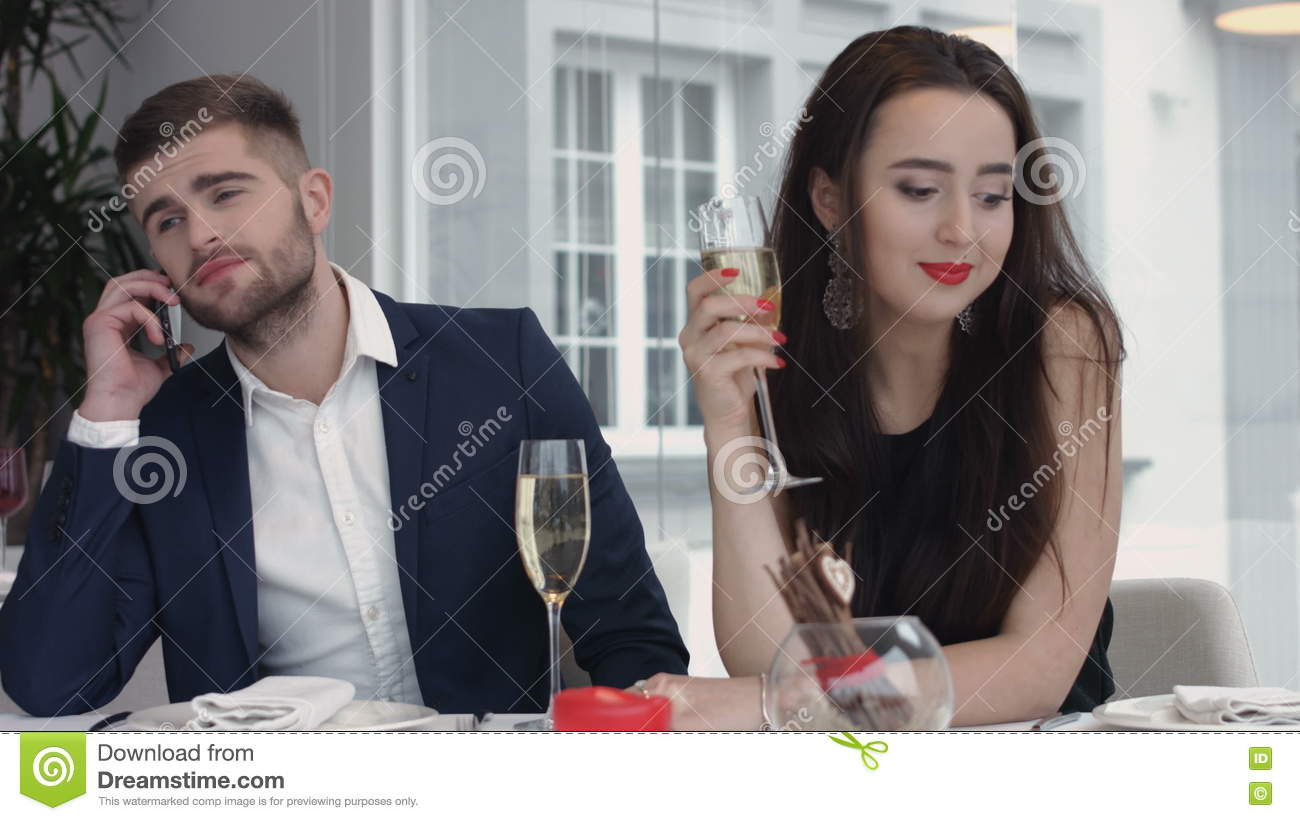 Dating a busy businessman