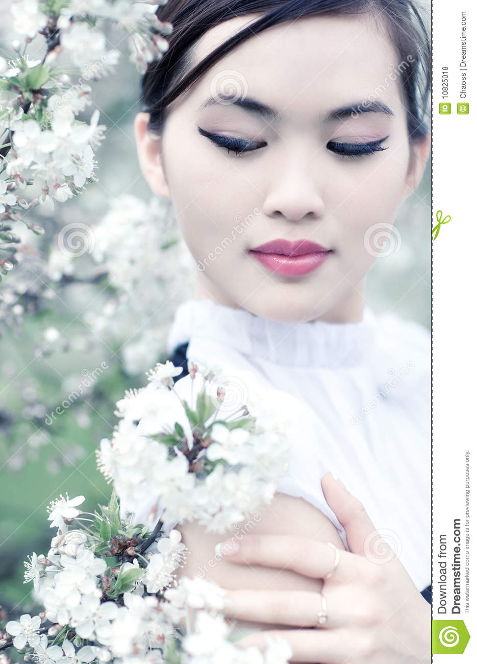 Cherry Young Model Dreamstime Royalty Free Stock