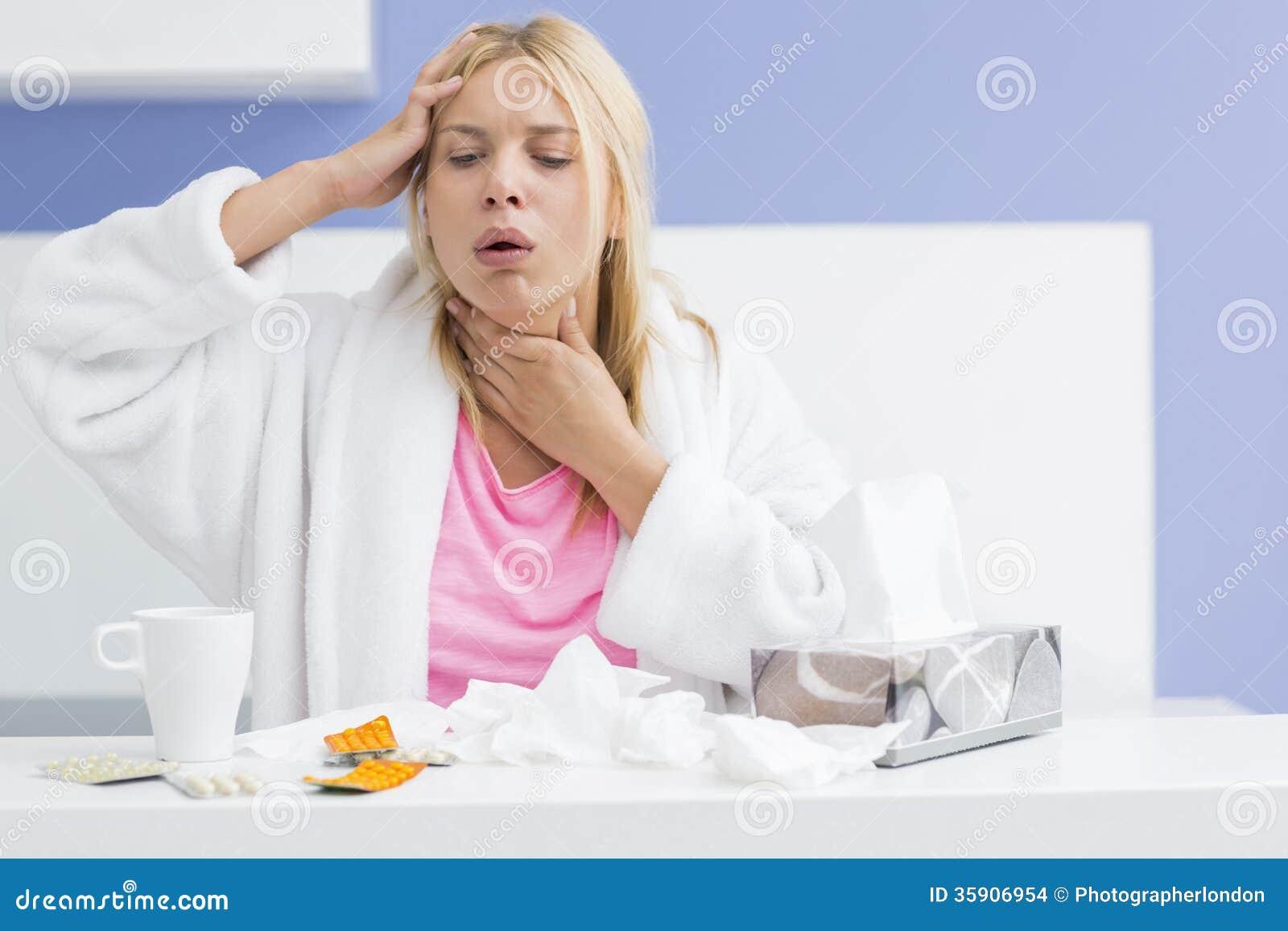 Сухой кашель лечение при беременности