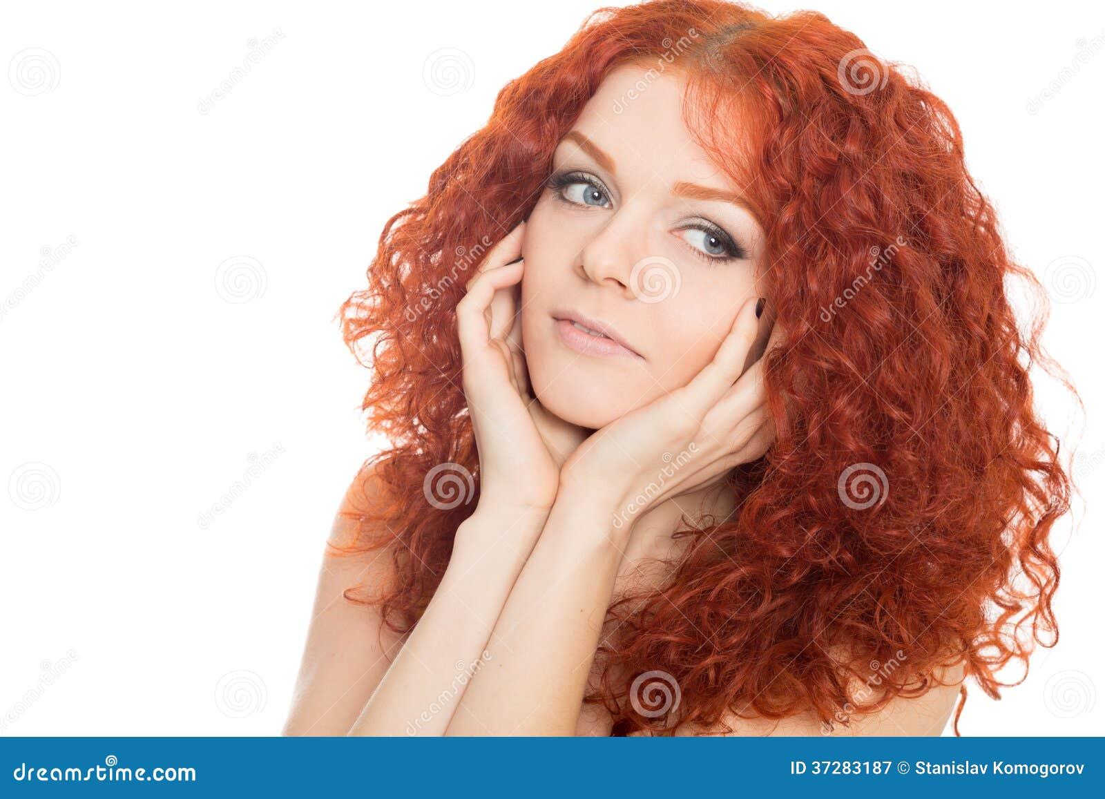 1600x1200 woman red hair - photo #31