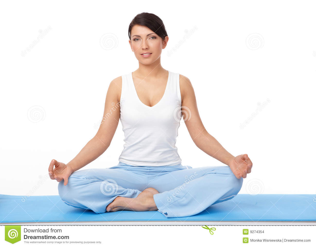 8 tips on how to do yoga at home - Practice and all is coming
