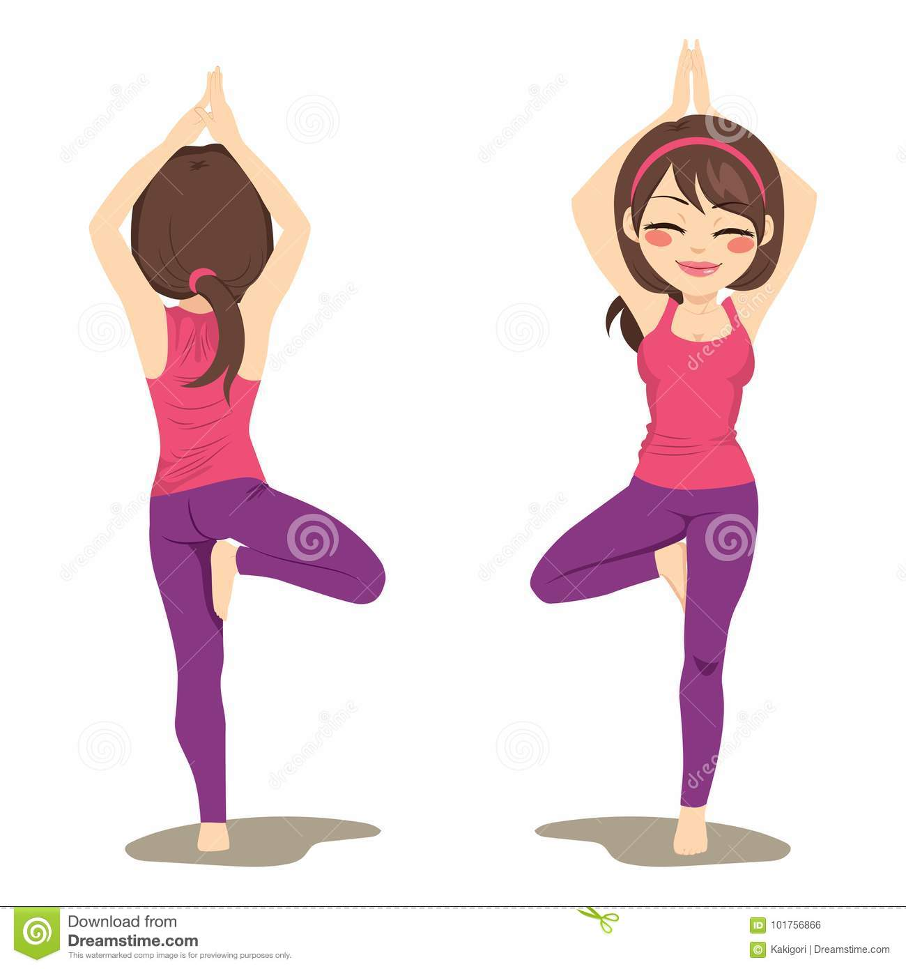 Tree Pose Stock Illustrations 4 294 Tree Pose Stock Illustrations Vectors Clipart Dreamstime Polish your personal project or design with these cartoon tree transparent png images, make it even more personalized and more attractive. https www dreamstime com young woman exercising yoga tree pose front back view yoga tree pose image101756866