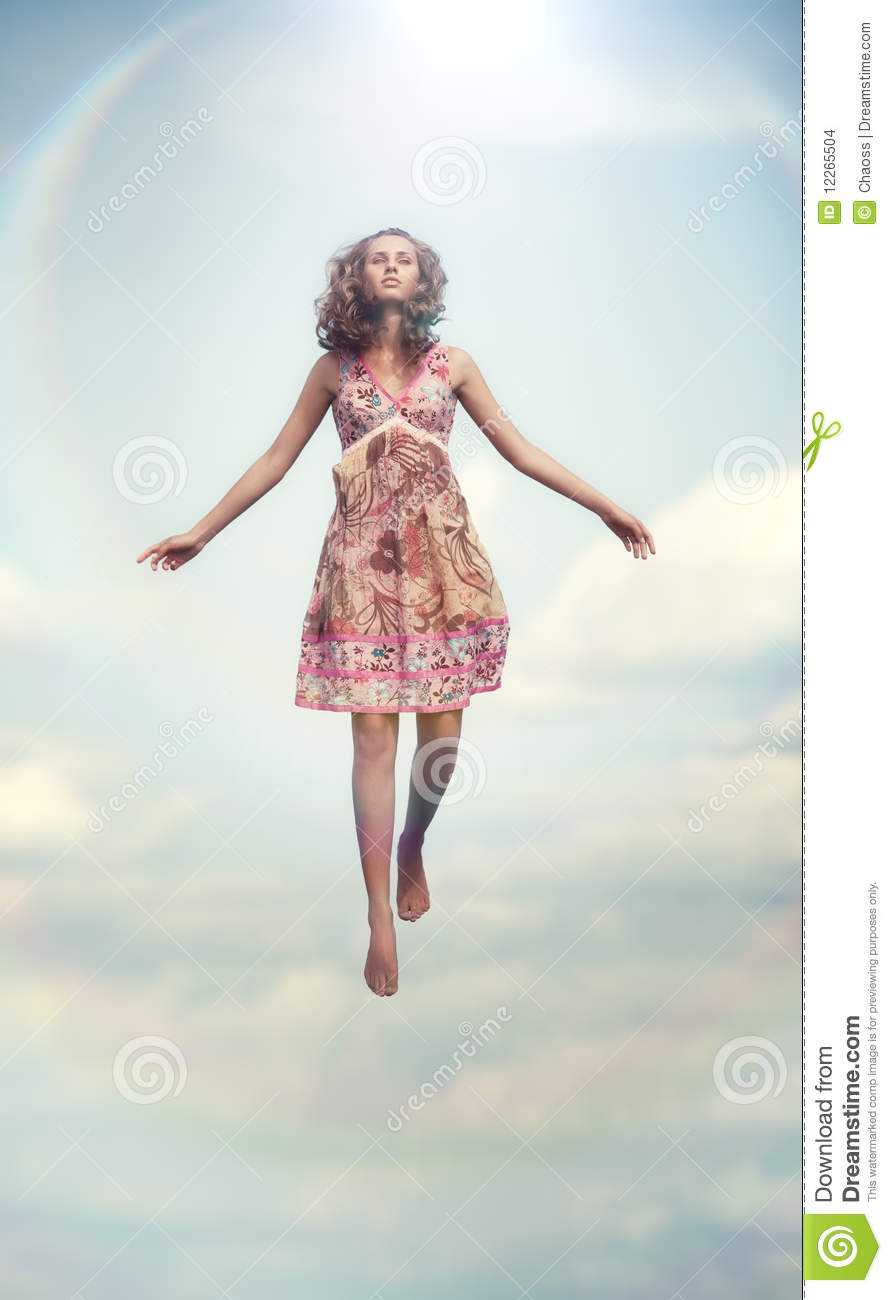 young woman flying up stock images image 12265504 ghost clipart public domain ghost clipart public domain