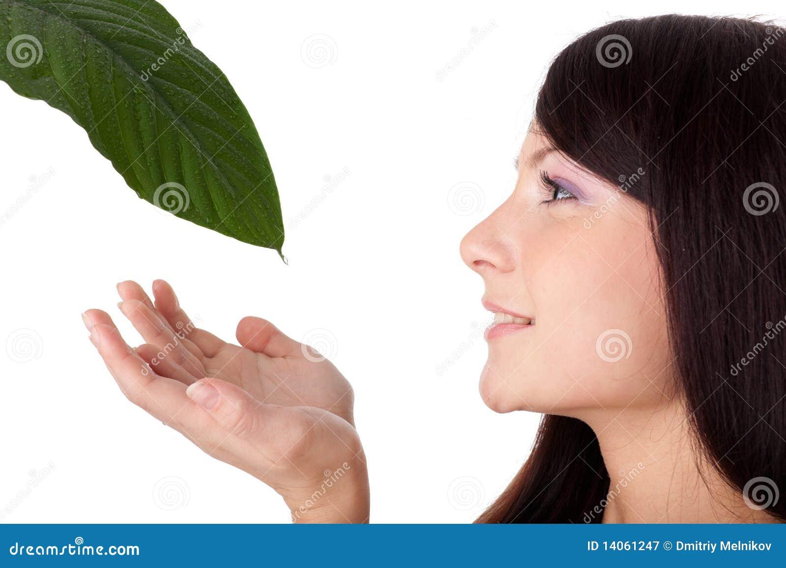 Youg leaf porn