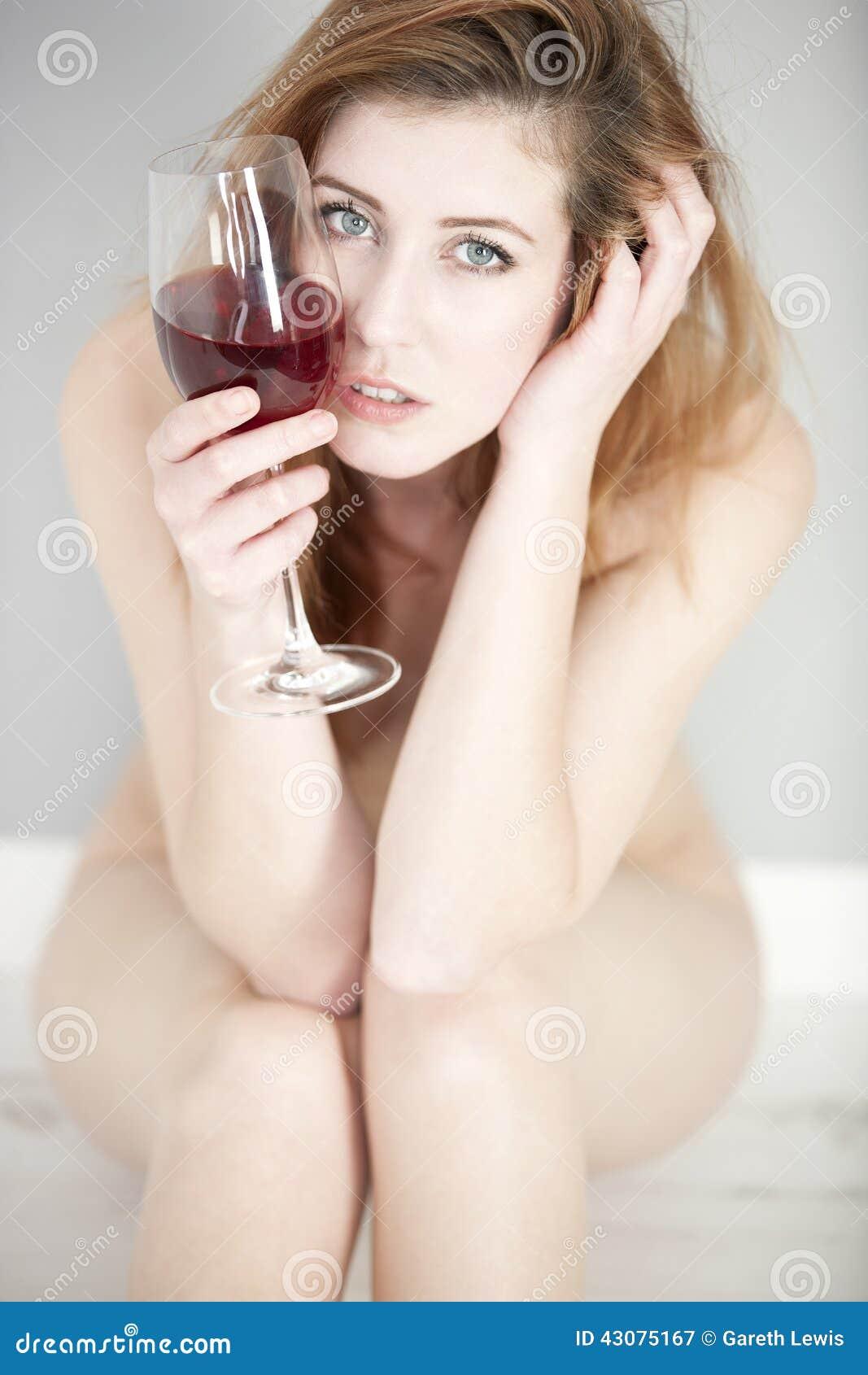 Sexy half naked sluts