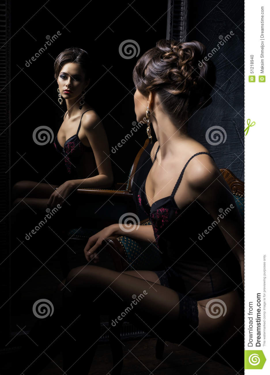 Erotic pictures of women looking in mirrors Certainly. join