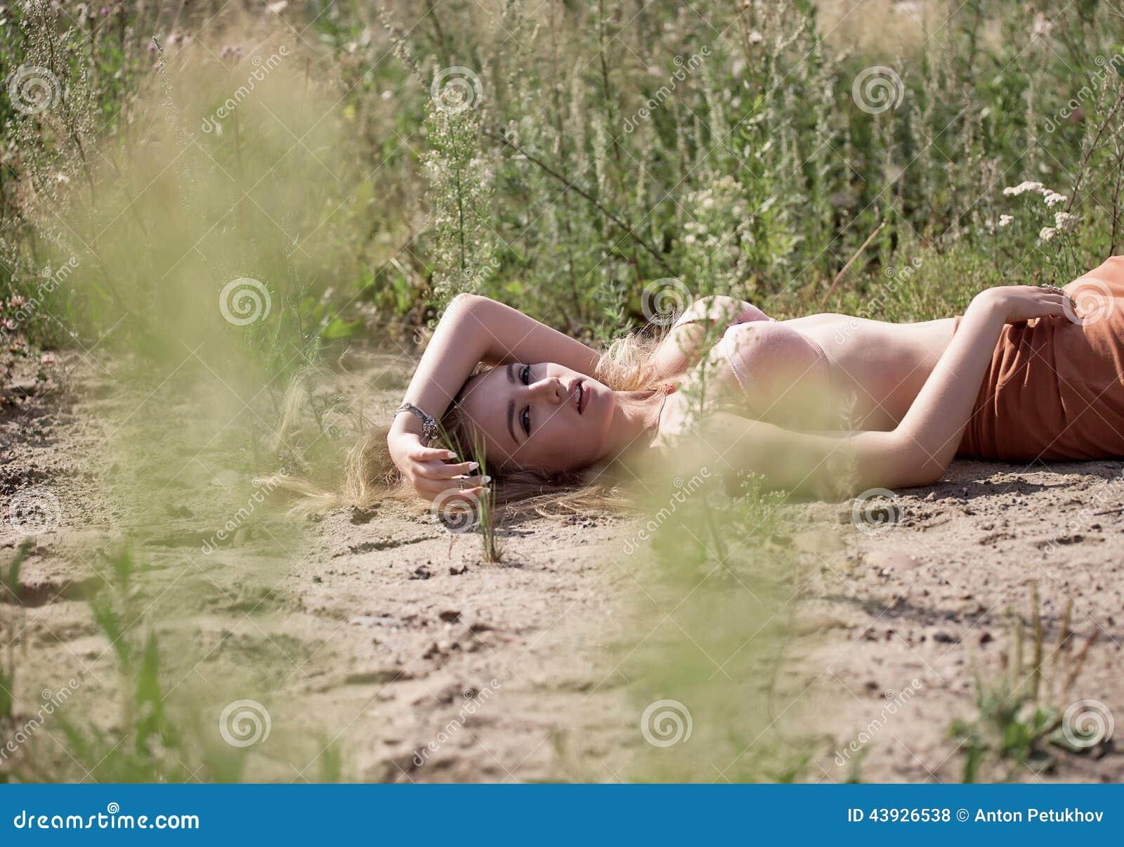 Girl with nice ass nude