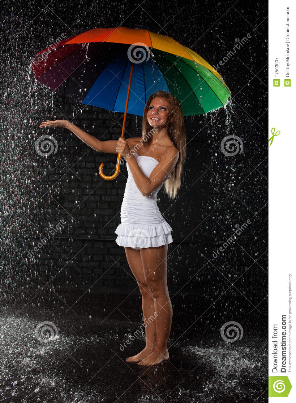 https://thumbs.dreamstime.com/z/young-woman-multi-coloured-umbrella-17503007.jpg