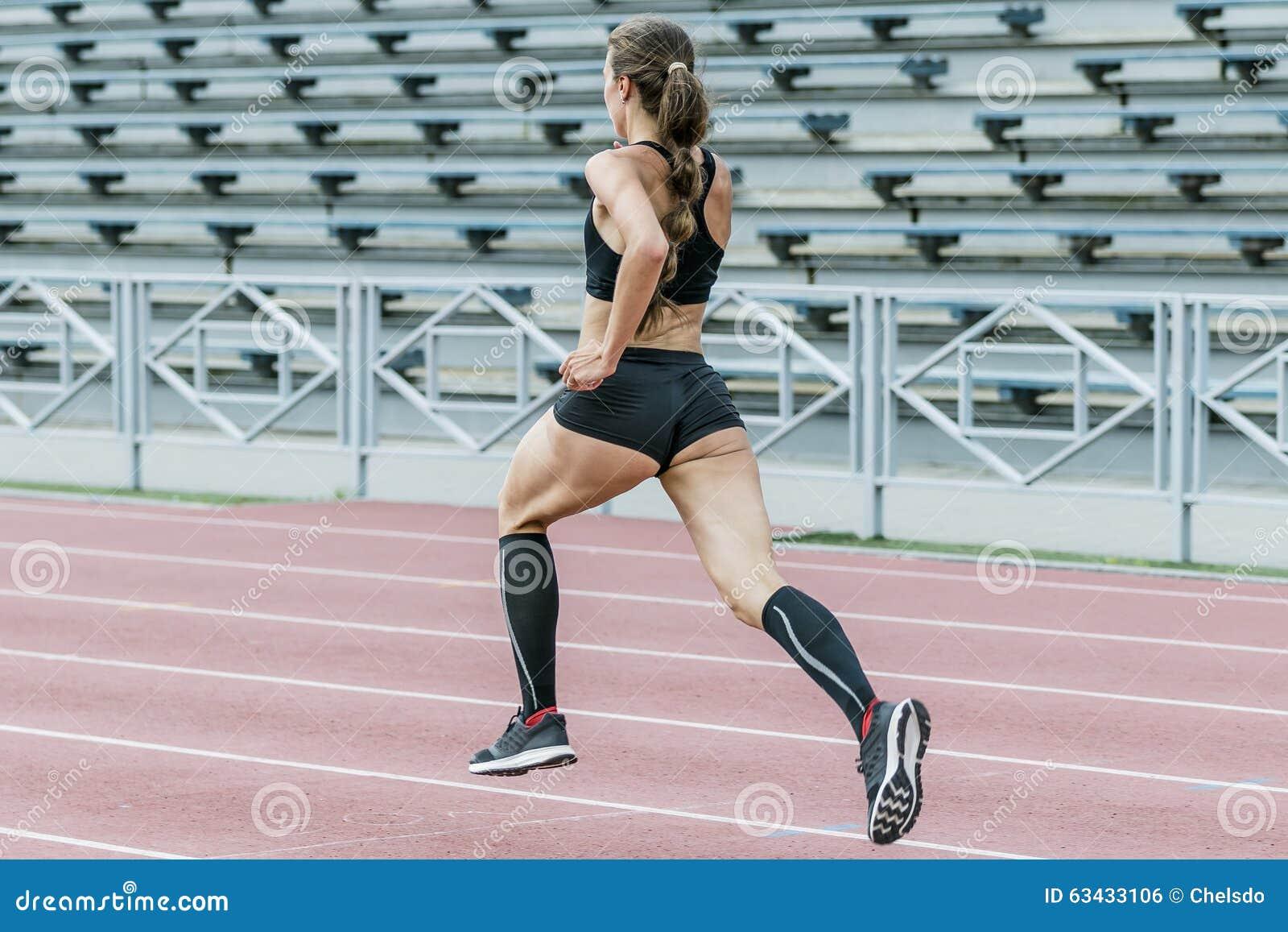 Agree, sexy hot runner girl running consider