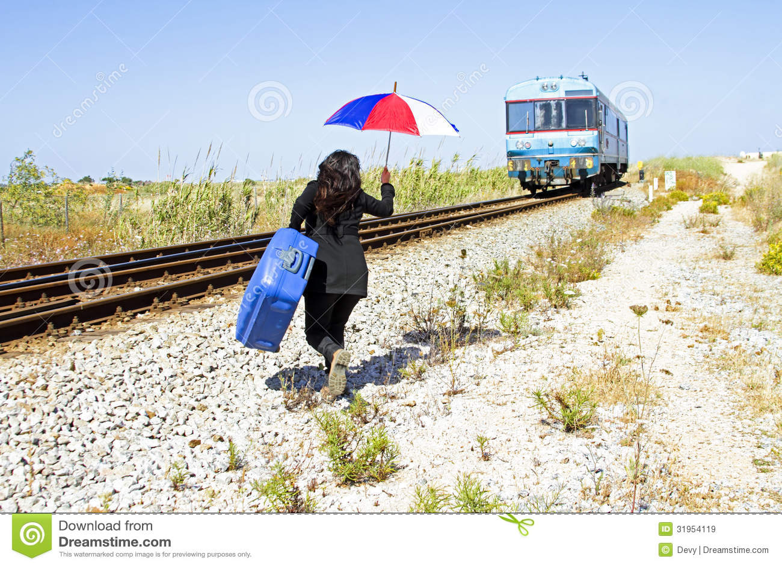 nude girls running a train
