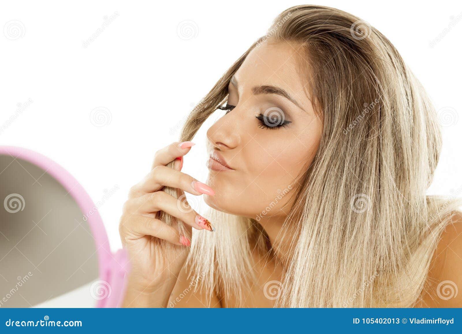 Hair smell