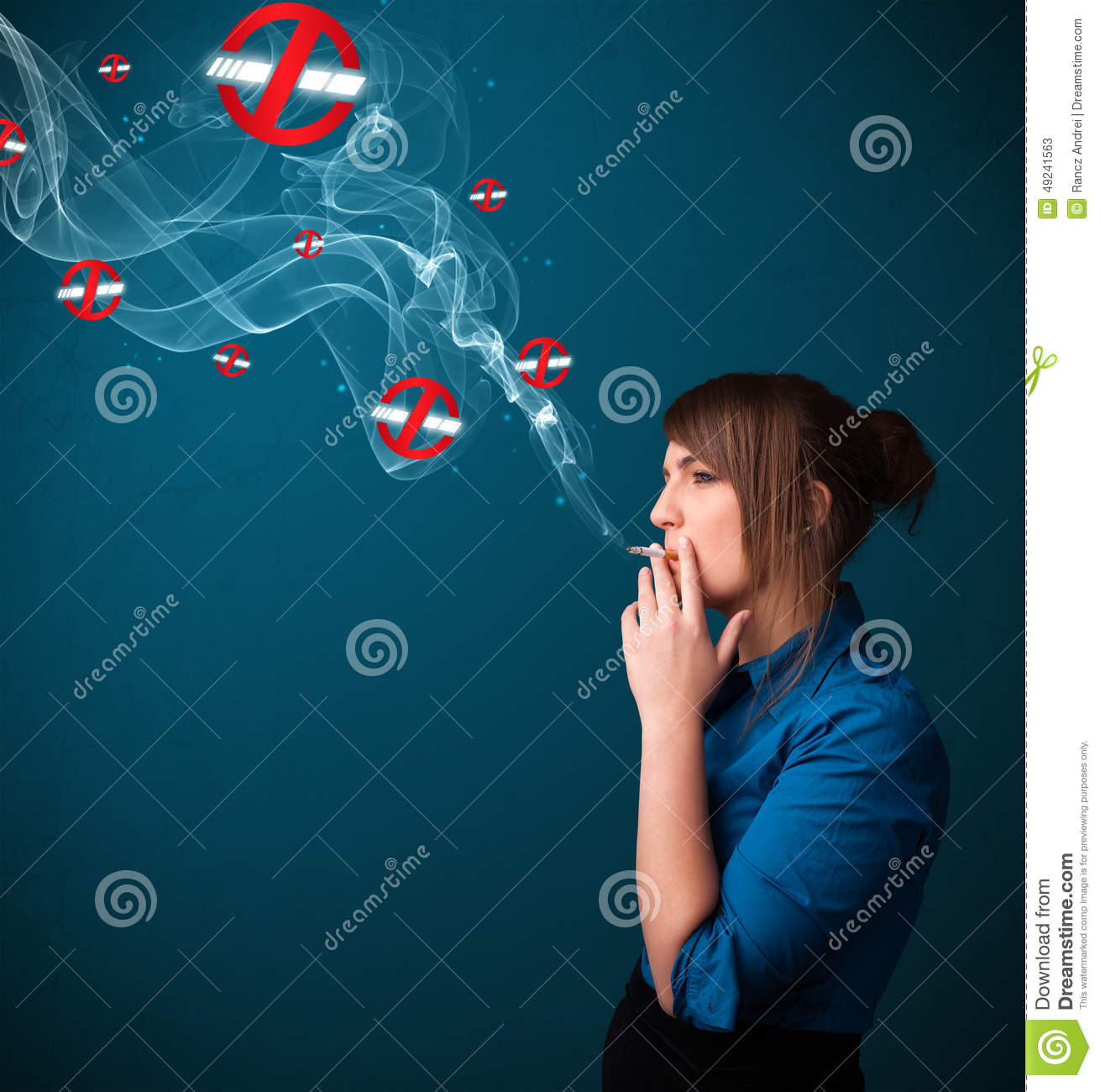 dangerous of smoking Smoking is a practice in which a substance is burned and the resulting smoke breathed in to be tasted and absorbed into the bloodstream most commonly the substance is the dried leaves of the tobacco plant which have been rolled into a small square of rice paper to create a small,.