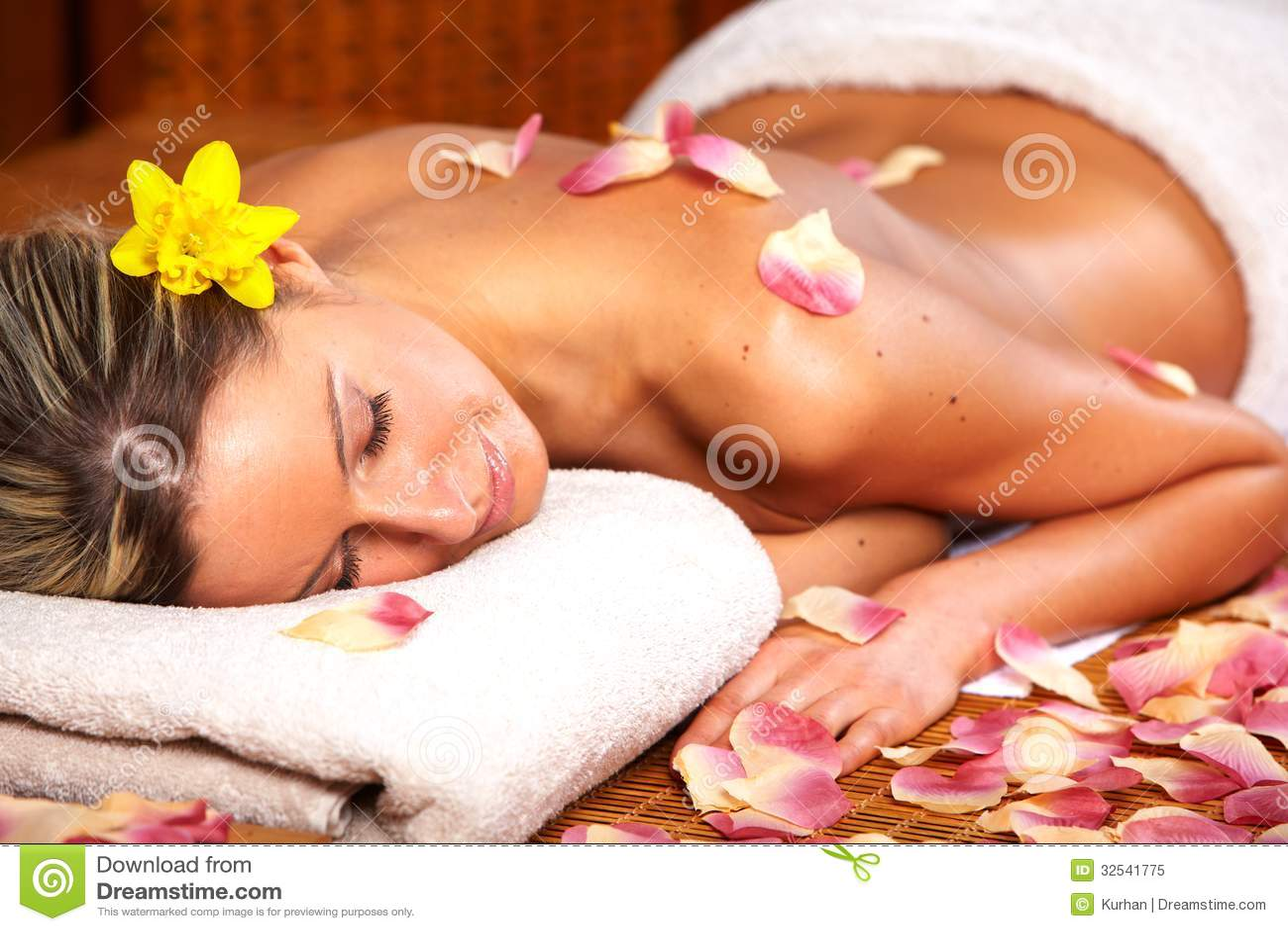 spa salon relax