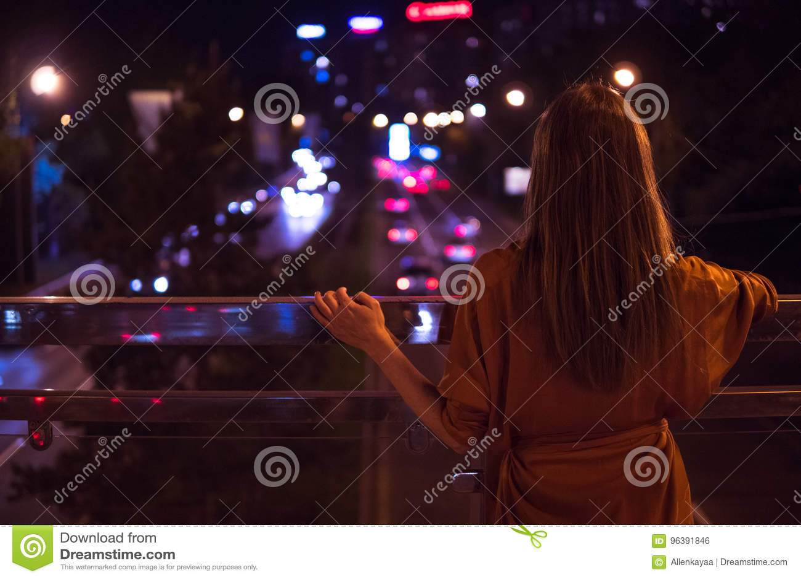 Anal Girl in Bridge