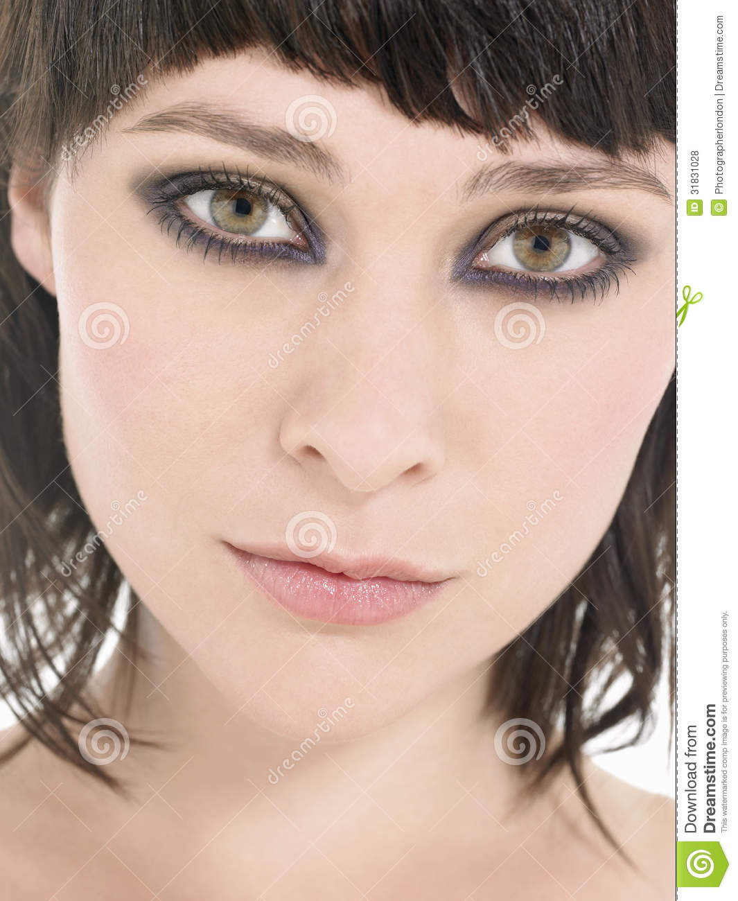 Heavy Makeup Women Pictures To Pin On Pinterest - PinsDaddy