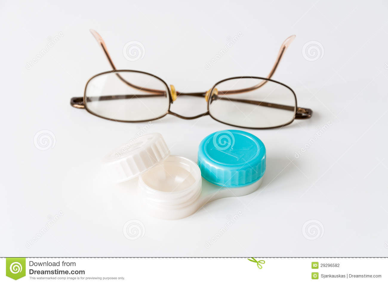 Contacts and Glasses: It's a Tough Choice