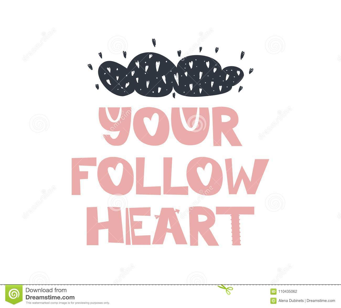 Your follow heart quote