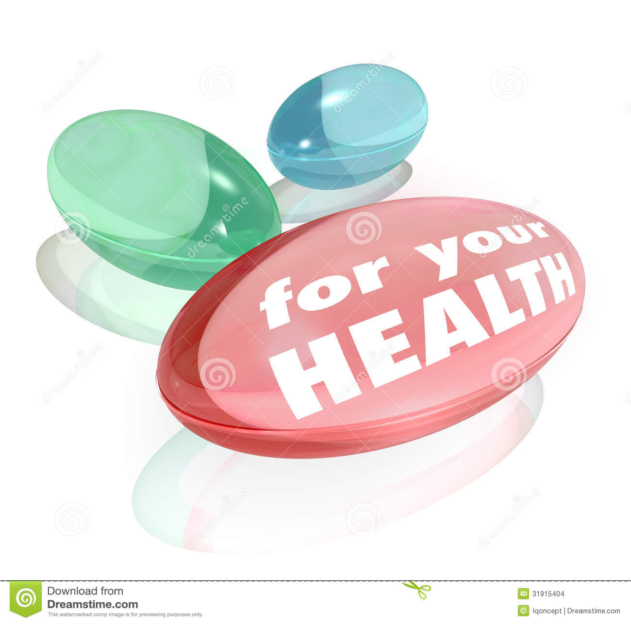 For Your Health Dietary Supplements Vitamins Capsules