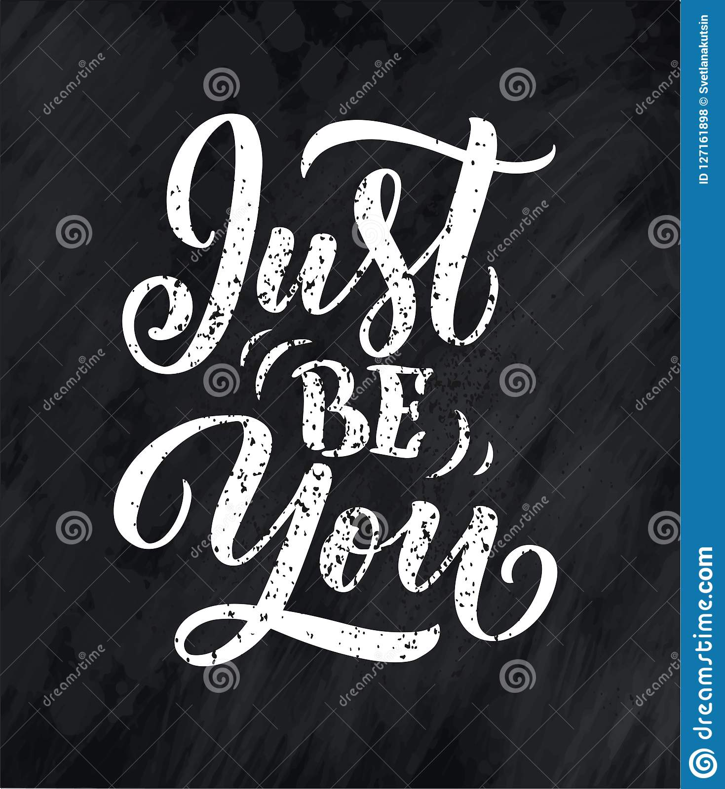 Your Voice Matters Quote Lettering. Calligraphy Inspiration ...