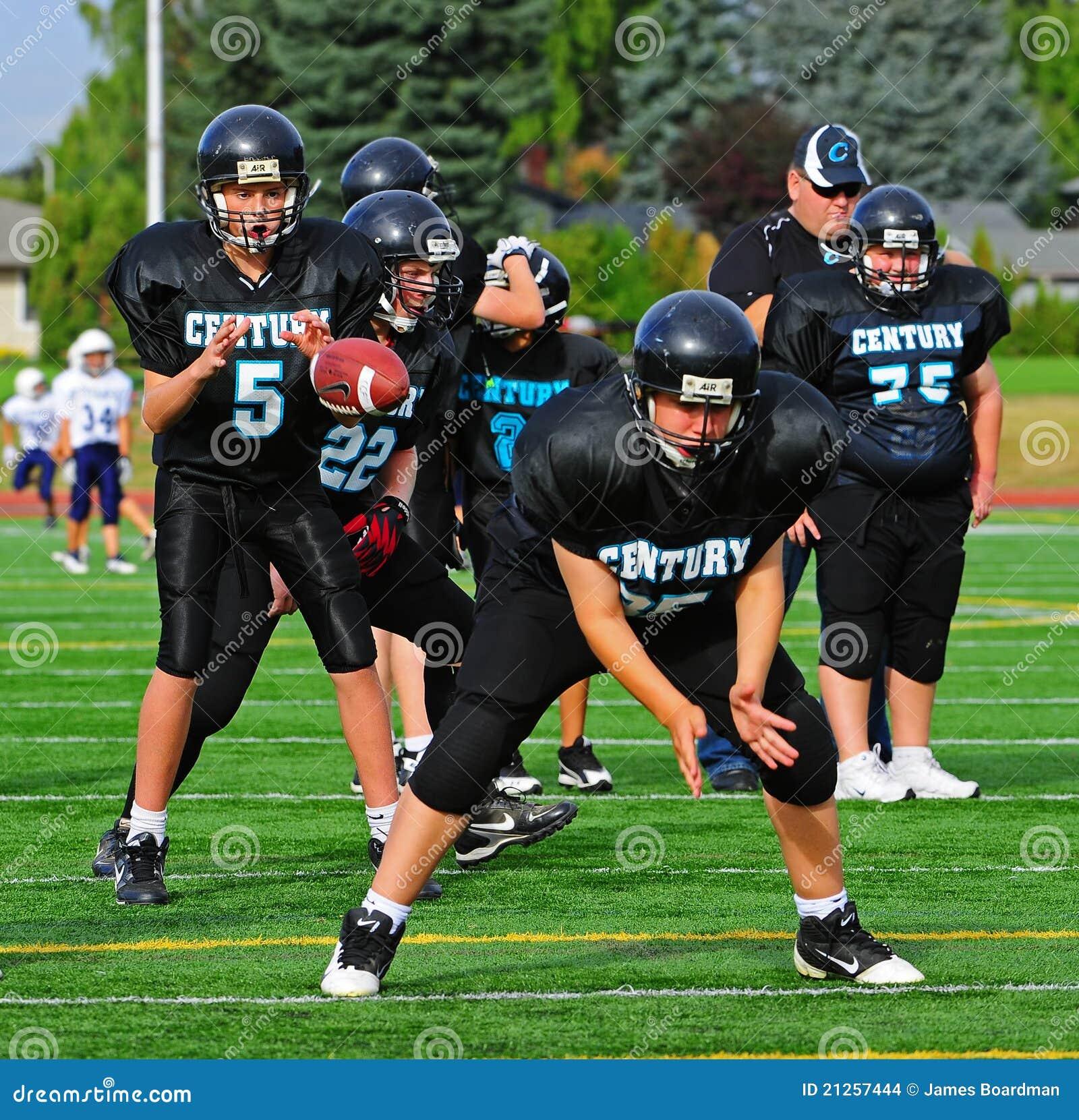 junior american football