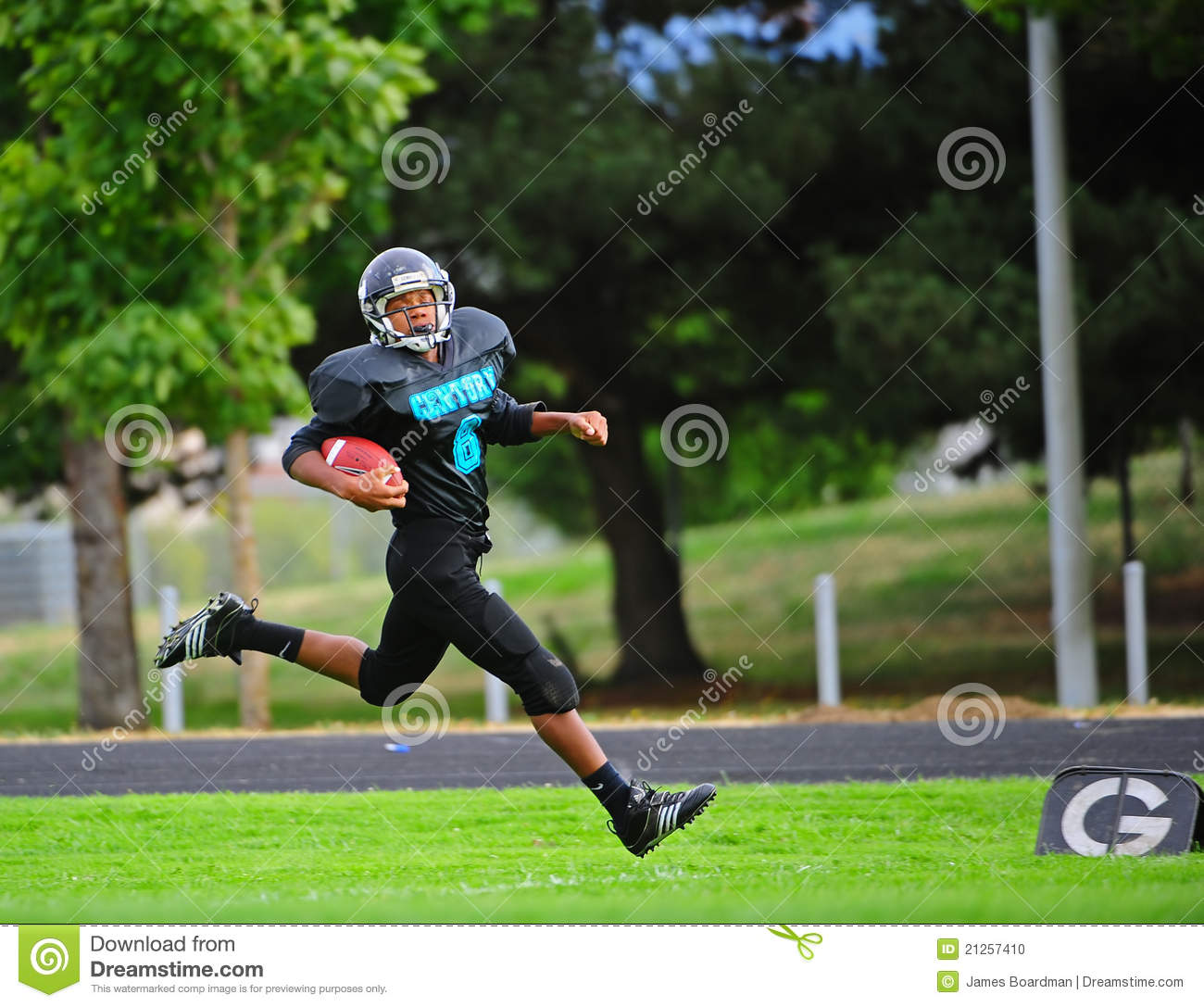 Touch football american