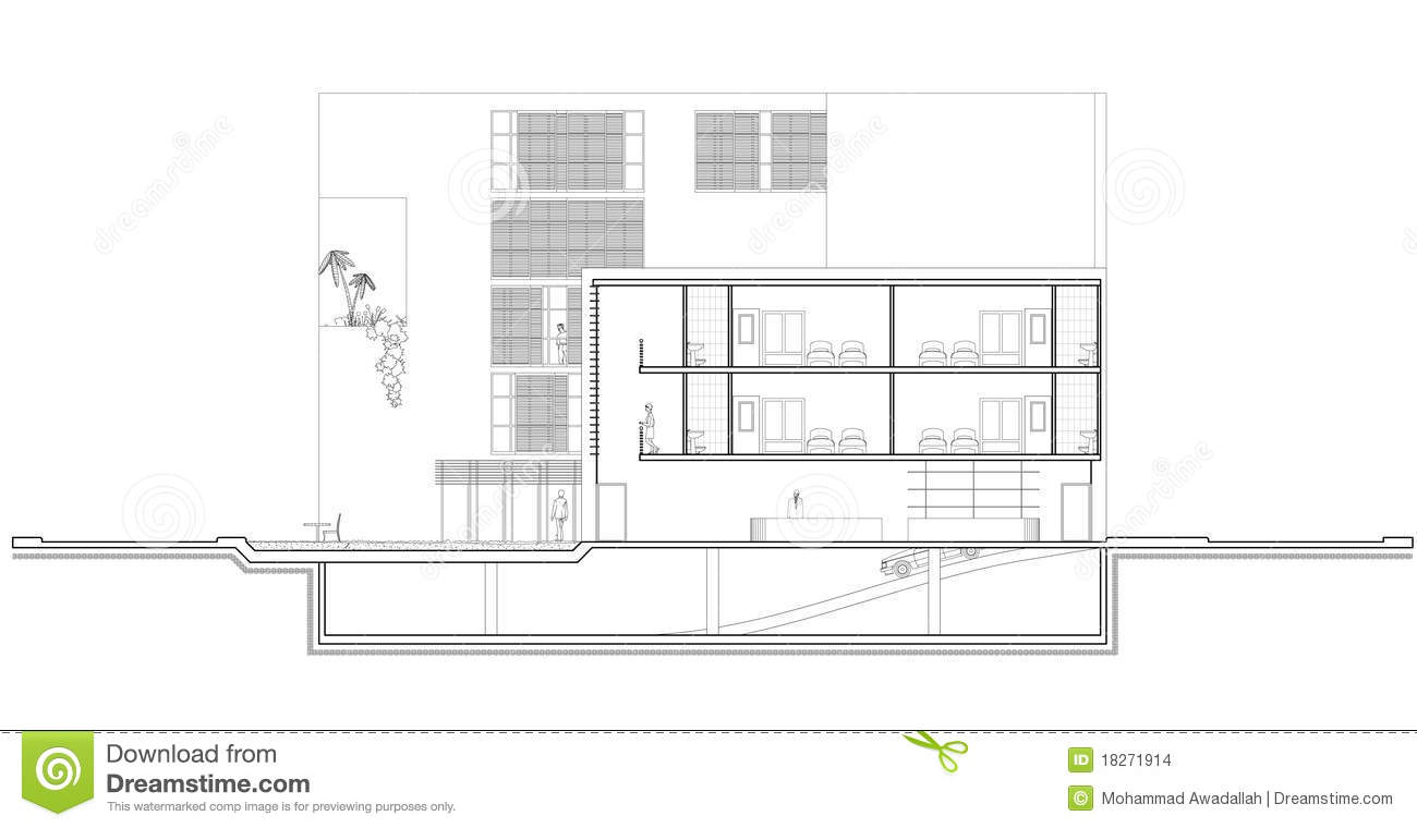 Hostel Layout plan - Picture of 7 Sages International Youth Hostel, Xi'an