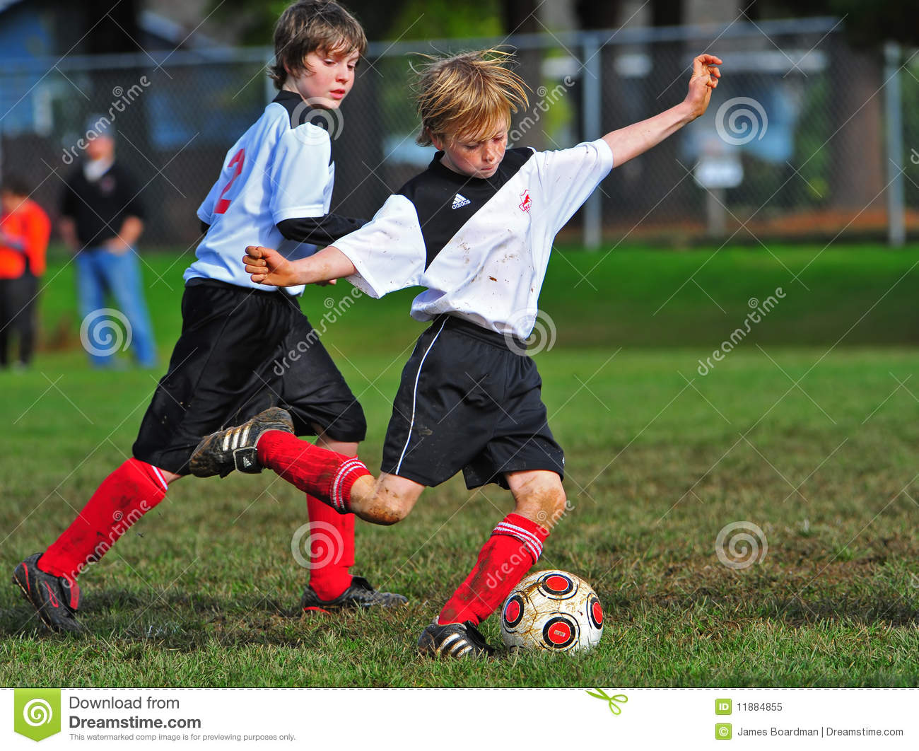 how to play youth soccer