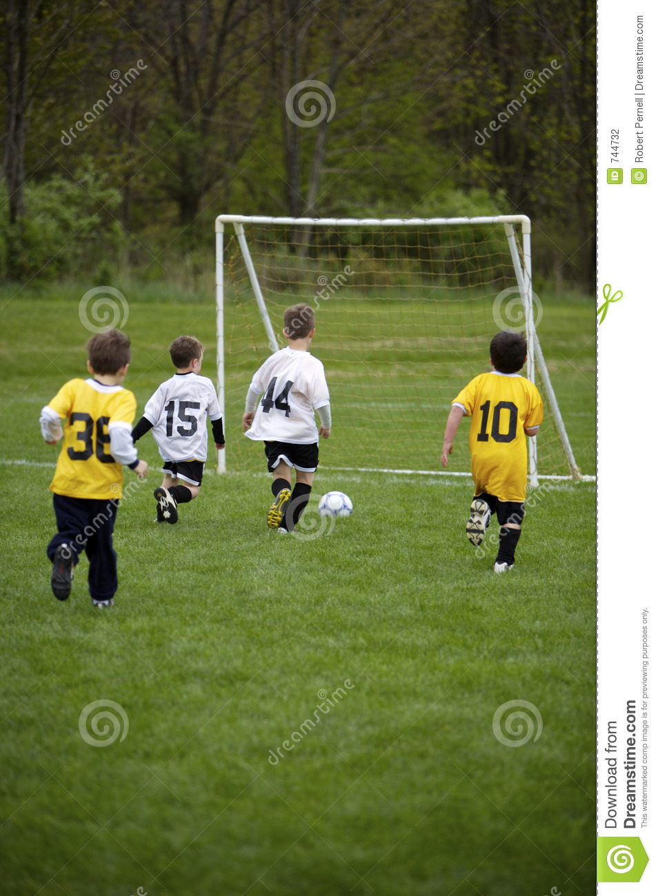 Youth soccer club business plan