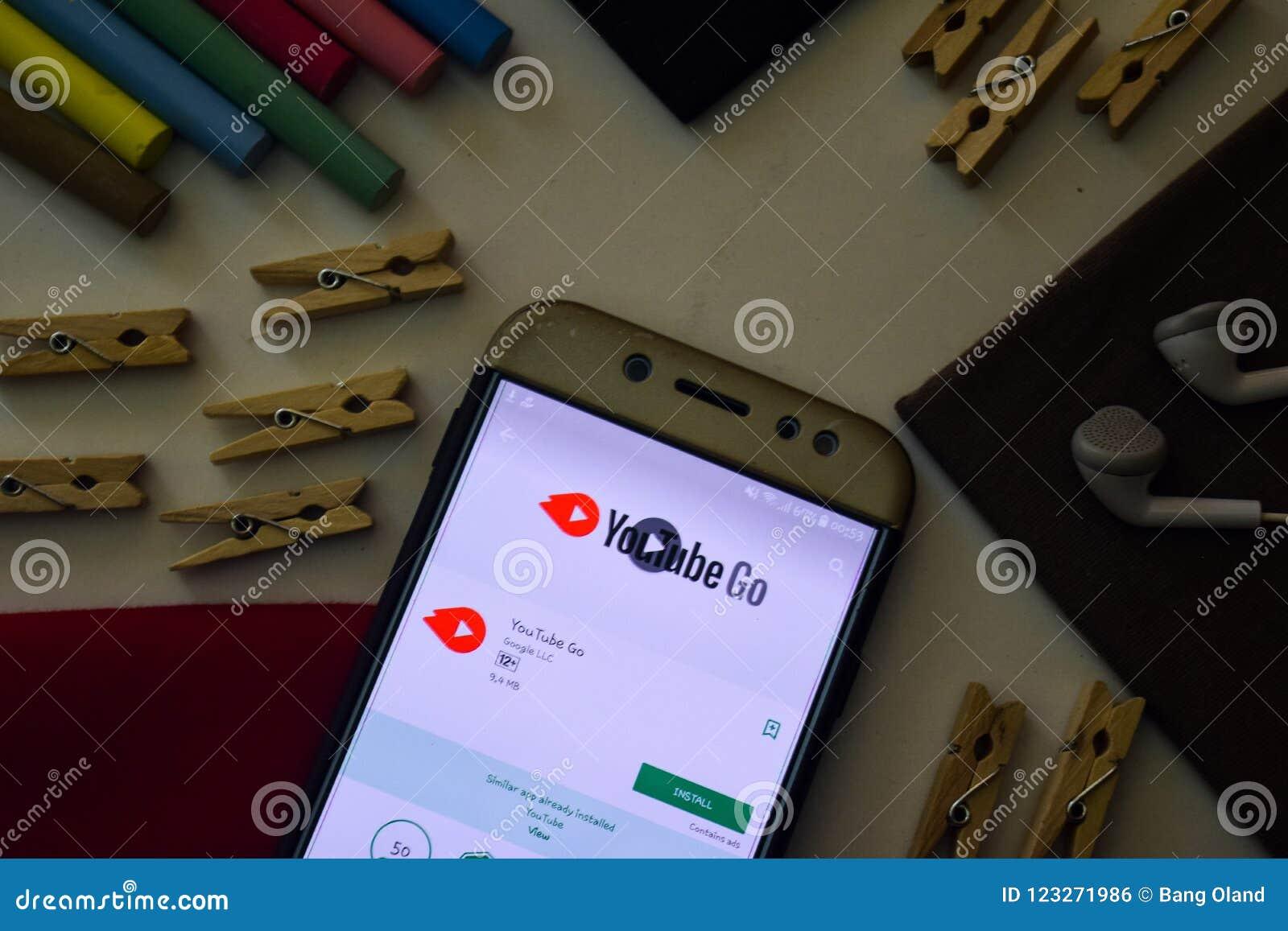 youtube java app