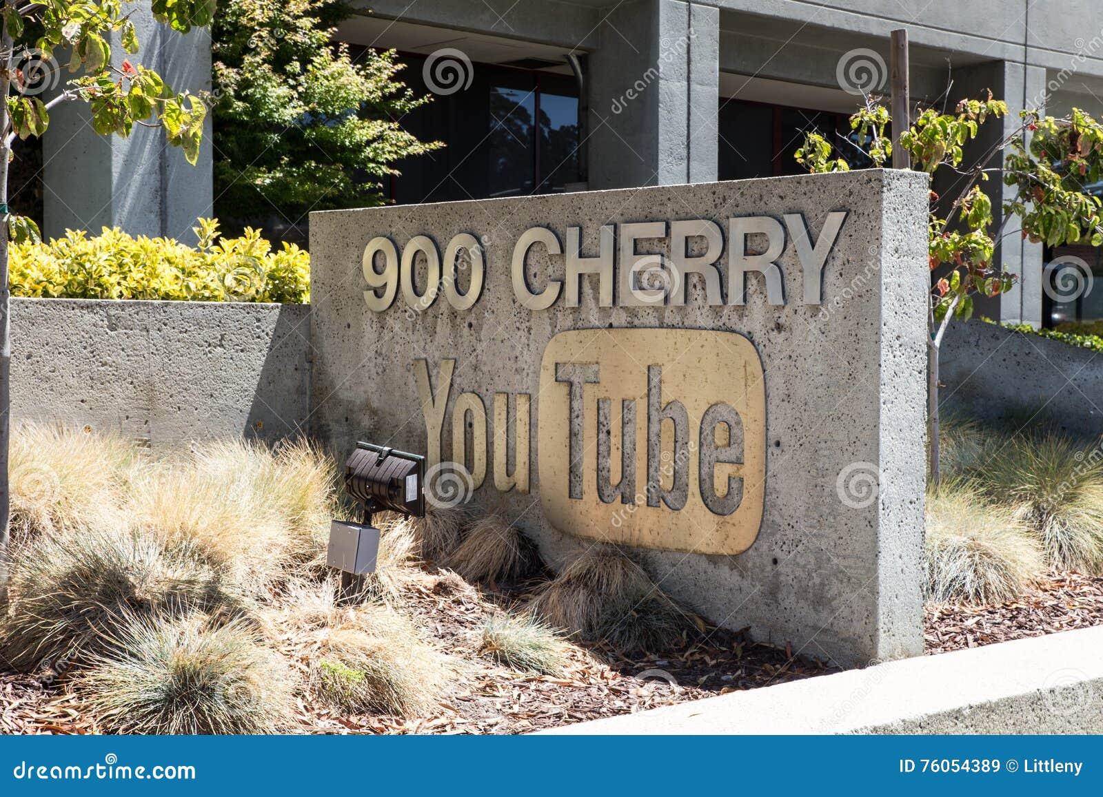Youtube-Hauptsitze